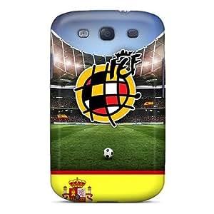 Cute Appearance /Hard BjkDv7797FKAcC Spain For SamSung Galaxy S4 Case Cover