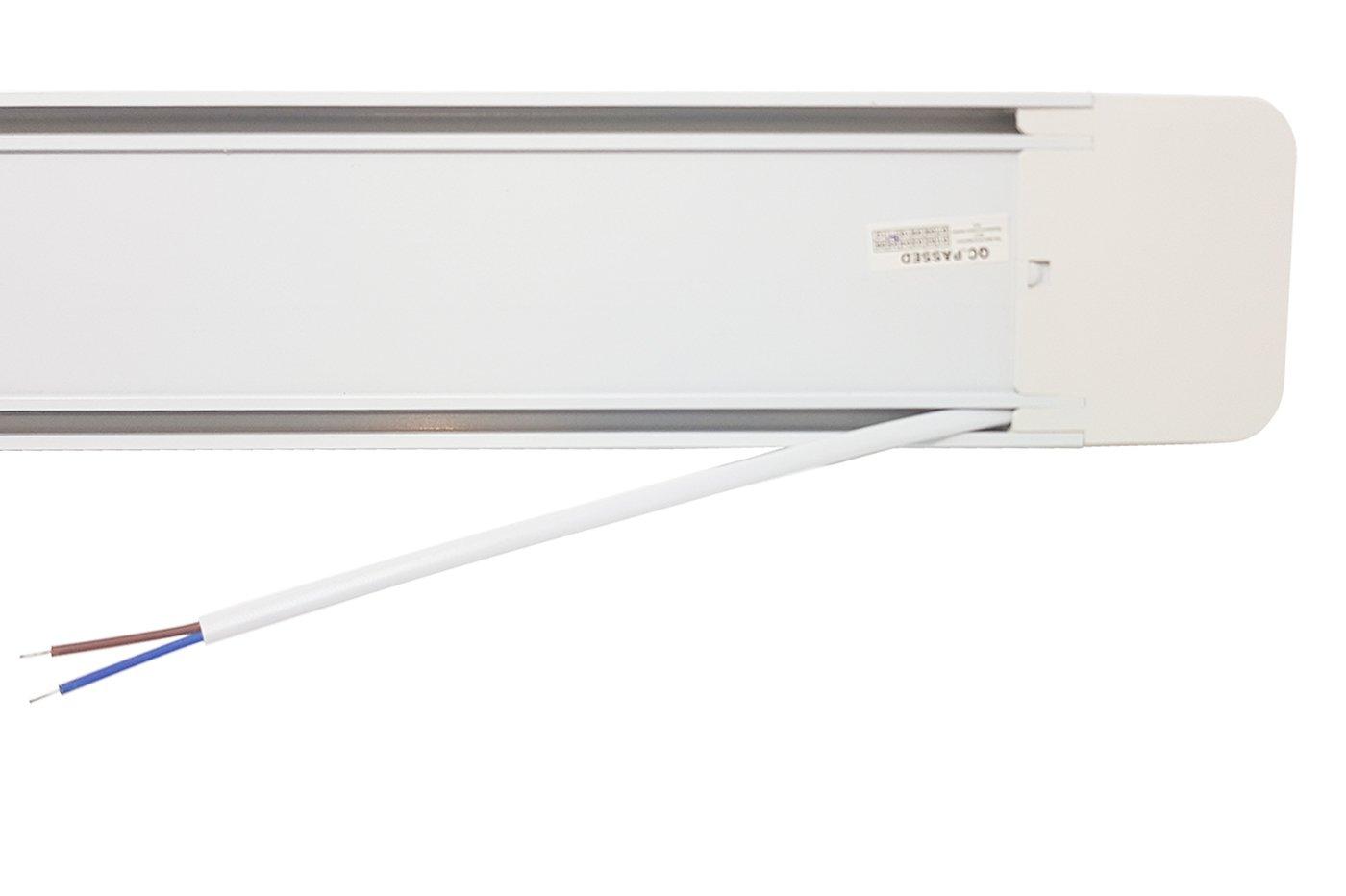 Plafoniere Slim Led Calda : Plafoniera led w watt luce calda cm slim smd parete soffitto