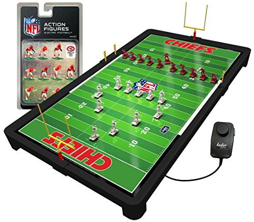 Kansas City Chiefs NFL Electric Football Game