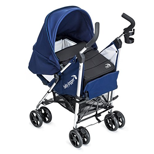 Baby Jogger Vue Soft Pram For Strollers Black