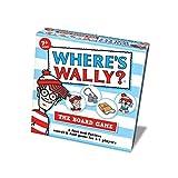 Paul Lamond where's Wally Board Game by Paul Lamond