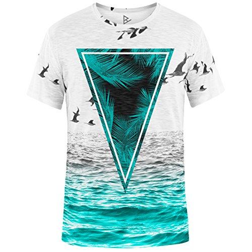 Blowhammer T-Shirt Herren - Sea Noise Tee