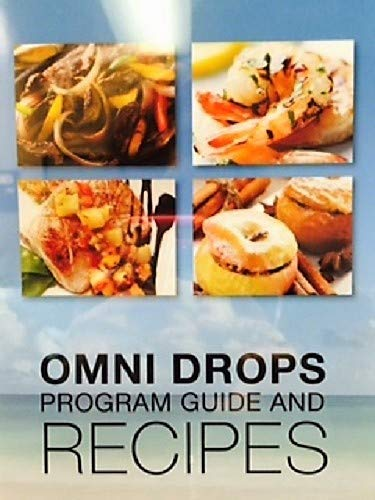 Omni Drops Diet Drops with Vitamin B12 - 4 oz with Program Guide by Omnitrition (Image #1)