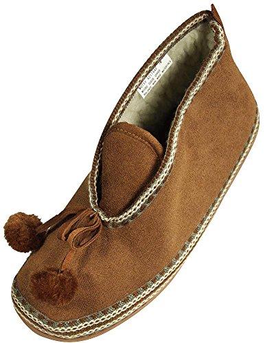 Deer Stags - Ladies Mutsy Slipperooz Slipper