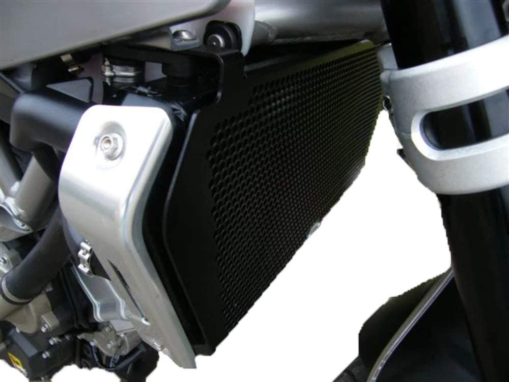 Evotech Performance EP Radiator Guard compatible with Aprilia Dorsoduro 750 2008-2017