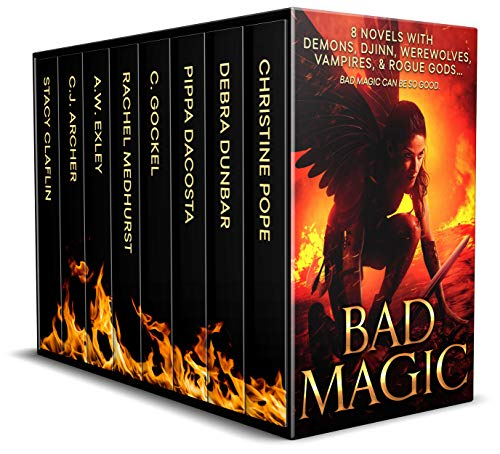 Bad Magic by Christine Pope & Others ebook deal