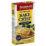Zatarains Breading Seafd Bake&Crsp 8 Oz