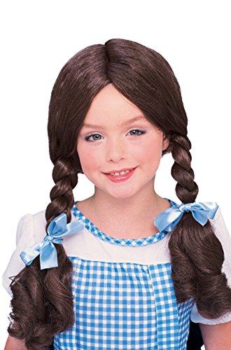 Rubie's Costume Co - The Wizard of Oz Dorothy Wig
