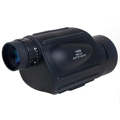 13X50 haute puissance à haute définition télescope, l'azote imperméable à l'eau, grand-angle lunette