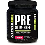 NutraBio PRE Stim Free Watermelon