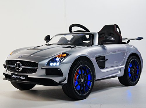 Rideonecar Mercedes Ride On Toy Car For Kids 12 Volts