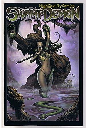 Frank Frazetta – Death Dealer / Swamp Demon