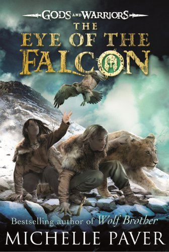 The Eye of the Falcon (Gods And Warriors, #3)