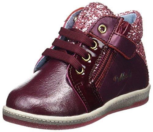 Pablosky 019469, Zapatillas Para Niñas Rojo (Rojo)