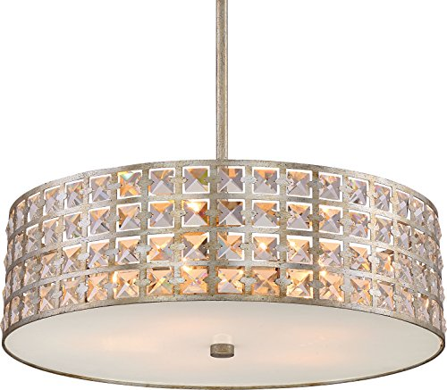 Luxury Crystal Chandelier, Large Size: 8