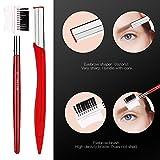 Eyebrow Trimmer Grooming Kit - DELIJIA Eyebrow