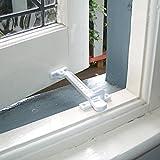 Dreambaby Window Latch for Outward Opening Windows (1 Pack)