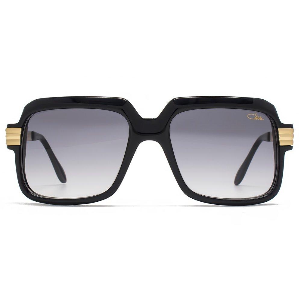 638e8aed2651 Cazal Legends 607 Sunglasses in Shiny Black 607 2 3 001 56  Amazon.co.uk   Clothing