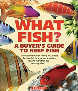 Book What Fish? A Buyer's Guide to Reef Fish