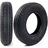 2 x ST225/75-15 10 Ply E Load Radial Trailer Tires 225 75 R15 - Speed Index 117/112L
