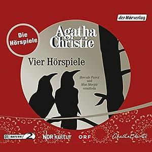 Agatha Christie - Vier Hörspiele Hörspiel