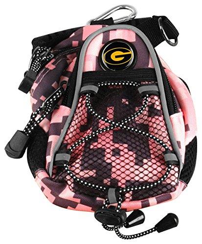 LinksWalker NCAA Grambling State University Tigers - Mini Day Pack - Pink Digi Camo