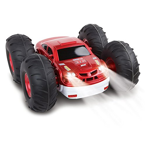 Stunt Vehicle (Blue Hat Toy Company RC Flip Stunt Vehicle)