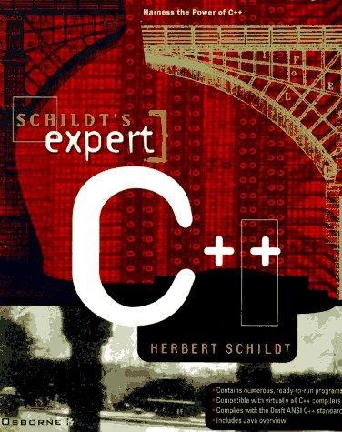Schildt's Expert C++ by Herbert Schildt (1996-01-01)