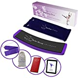 Primevo Turn Board Spin Turning Board For Confident Spotting | Pirouettes With Better Design For Added Comfort to Upgrade Your Ballet, Ballet Board,Or Dance Practice| Velvet Bag,Shoe Bag,Ebook