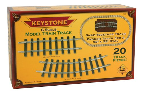 Review Keystone Extra Train Track