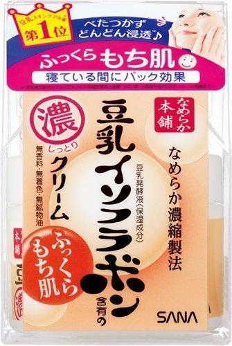 Nameraka Honpo Sana Nameraka Isoflavone Facial Cream by Nameraka Honpo