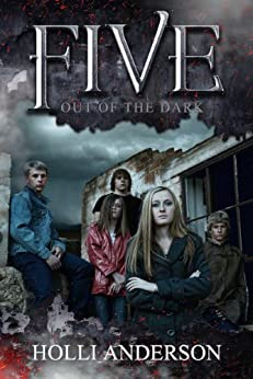 Five: Out of the Dark by [Anderson, Holli]