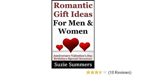 Romantic Gift Ideas For Men And Women Anniversaries