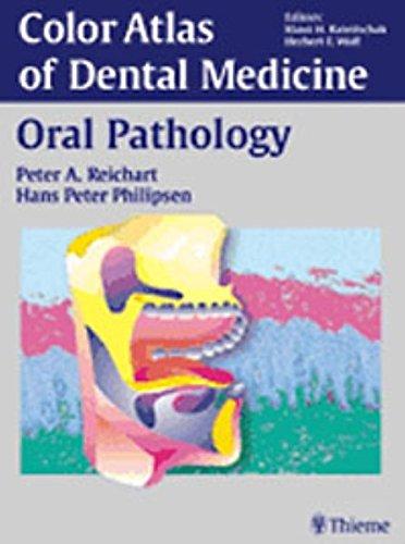 Oral Pathology (Farbatlanten engl.)