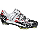 Sidi Spider SRS NS Mesh Shoe - 45.5 White