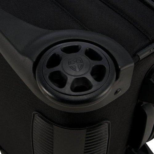 Koffer Business Trolley, 3950g, 37,0x55,0x23,0cm, schwarz