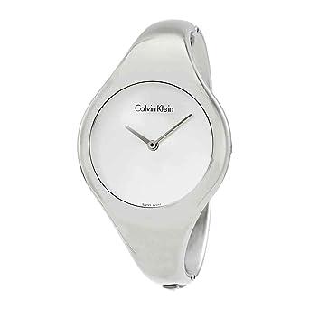 Calvin Klein Bare K7G2S116 Reloj de Pulsera para mujeres Reloj Brazalate: Amazon.es: Relojes
