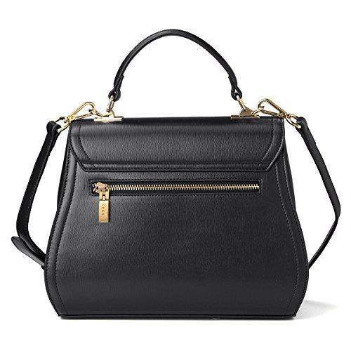 élégante flap kadell dame sac Noir nouvelle lock conception Noir 2017 qrTY1Tt