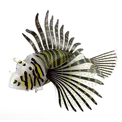 Amazon.com: eDealMax pescado del acuario del tanque de silicona ...