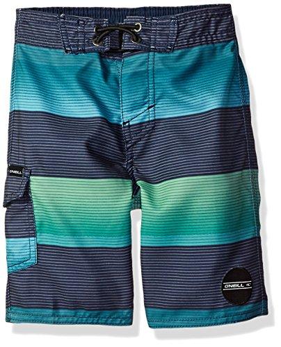 ONEILL Little Boys Santa Cruz Stripe Boardshort