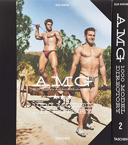 Bob Mizer: AMG, 1000 Model Directory (Multilingual Edition)