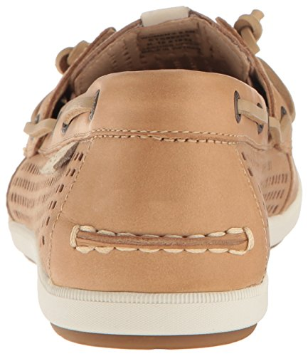 Top Sperry Women's Tan Boat sider Perf Shoe Coil Ivy dUZaUq