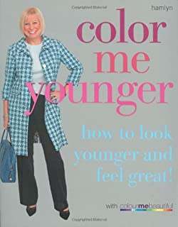 color me younger - Color Me Beautiful Book