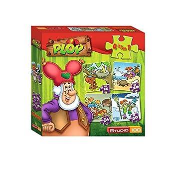 Studio 100 Mepl00001800 90pieza S Puzzle Rompecabezas Jigsaw