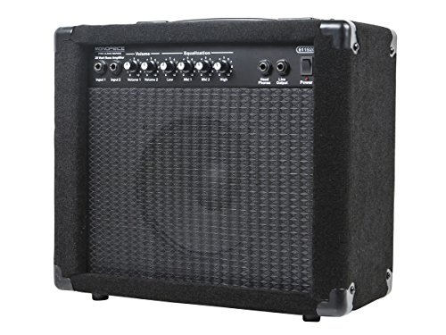Monoprice 611920 20W, 1x8 Bass Combo Amplifier