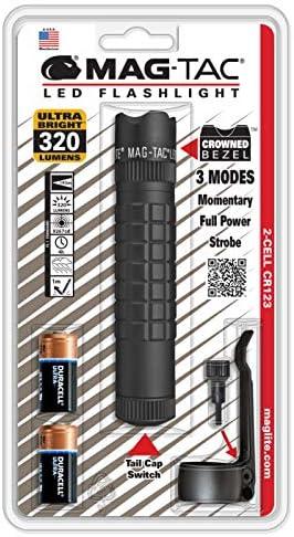 MAG-LITE 2-cell C Flashlight Taschenlampe Grau