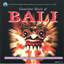 Gamelan Music Of Bali (Rm)