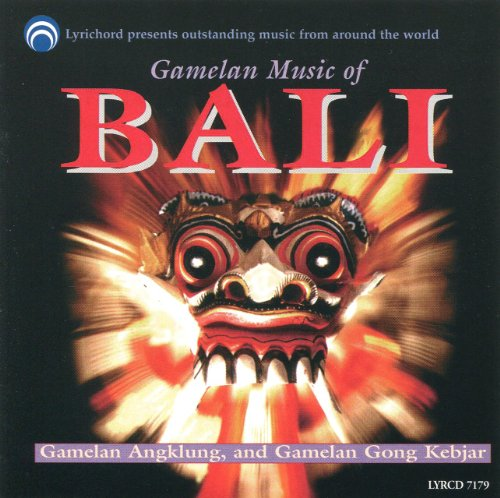 Gamelan Music of Bali (Balinese Gong)