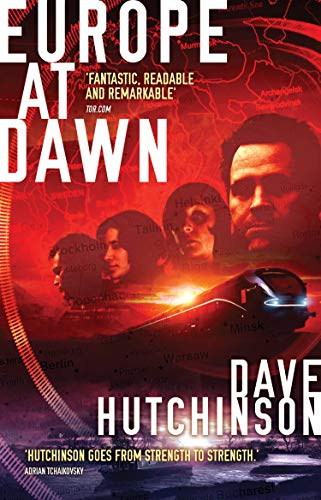 Europe at Dawn (The Fractured Europe Sequence Book 4) (Boredom At Its Best)