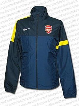 Nike - Arsenal Chandal PRESENTACION 12/13 Hombre Color: Marino ...